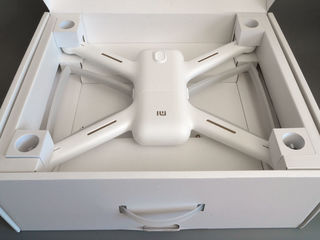 Mi Drone 4k не бит, не крашен. Бережное использование.