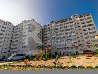 Apartament luminos cu priveliște panoramică pe strada Timișoara, Ialoveni