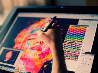 Графический дизайнер. Логотип. Фирменный стиль