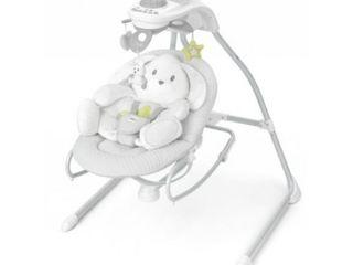 Leagăn electronic pentru bebeluși