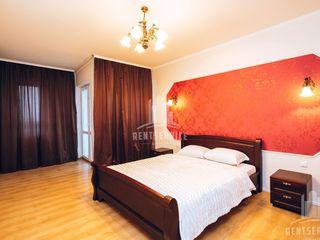 Посуточно Кишинев Центр 4-х, комнатная lux