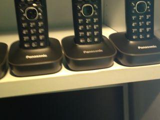 радиотелефоны panasonic kx-tg1611