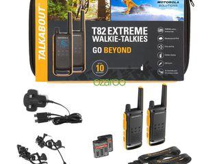 Портативная любительская рация Motorola Talkabout T82 Extreme Twin Pack (В комплекте - 2 штуки)