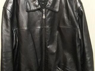 Продам куртку кожанную,