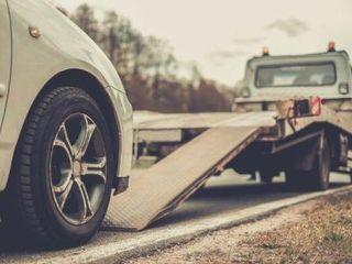 Servicii evacuator non-stop automobile si camioan