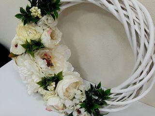 Coronite cu flori