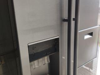 Холодильник samsung лёд вода.