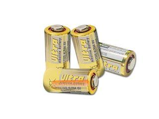 Редкие батарейки Alkaline 6V