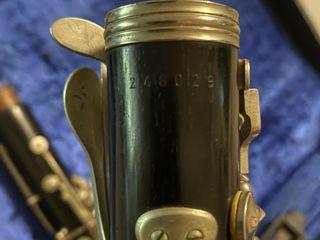 Clarinet Buffet Crampon E13 vintage