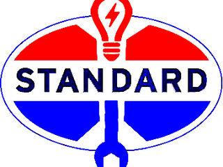 Standard. аккуратный сантехник. чистка пробивка канализации. устранение утечек. замена труб.