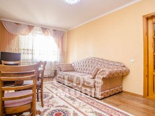 Apartament cu 2 camere, bd.Cuza Vodă, Botanica