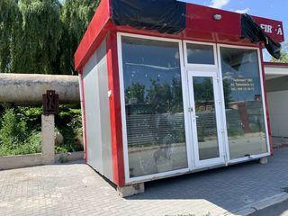 Мобильное офисное помещение-12 m2, б/у   Oficiu modular mobil-12 m2, folosit.