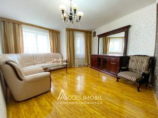 bd. Moscova, Râșcani, 4 camere + living. Euroreparație!