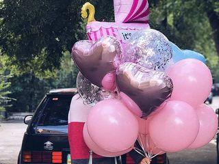 Baloane cu heliu Шары с гелием