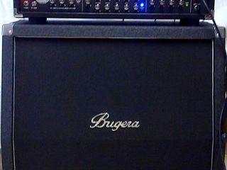 Bugera 333XL+Bugera 412H-BK+Footswitch