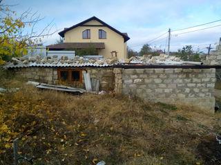 Бубуечь  Bubuieci - 3 км от Кишинёва 10 соток с времянкой = 12500 евро
