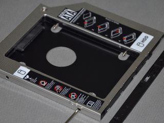 HDD Caddy адаптер Sata to Sata - 9.5mm.