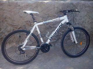 Продам очень крепкий велосипед Bianchi KUMA 4600