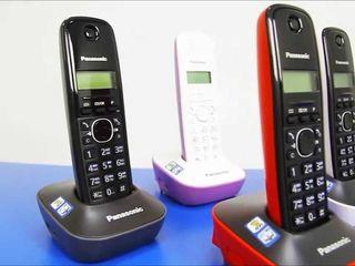 Радиотелефоны и телефоны panasonic для дома и офиса