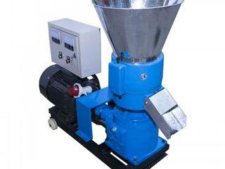 Granulator - specializat in producerea granulelor din furaje și cereale