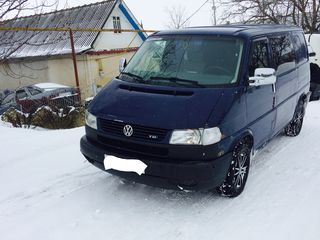 Volkswagen T4,Lisicica