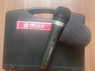 Микрофон проф. для вокала проводной МАХ 500