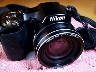 Aparat foto Nikon Cooplix l100