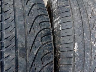 Michelin- 2шт, 215/65/15, летние