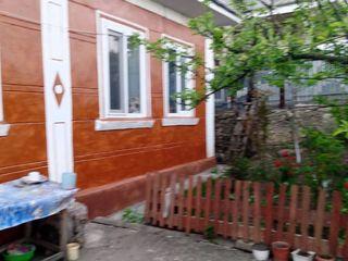 Vînd casa la sol in orașul Cornești (toate condițiile)