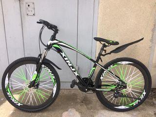 Bicicleta xinjx adusa din germanya