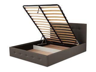 Кровать + Матрас 160х200cm= 6770 MDL. Бесплатная доставка!