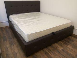 Распродажа новых кроватей их эко-кожи (самый прочный материал) и ткани. От 2500 лей!