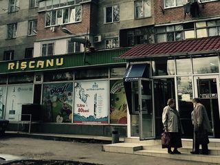 Se vinde magazin alimentar, 1500mp. Bun pt a continua activitatea, Rîșcani, prima linie!