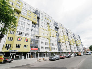 Apartament cu 2 camere, Lagmar, str. L. Deleanu, 51800 € !