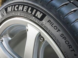 Pазноширокие шины 245/40 & 275/35 R18 Michelin PilotSport4