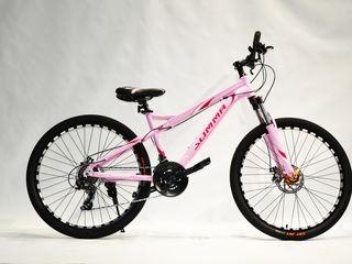 Biciclete pentru adolescenți, ramă din aluminiu, complectație shimano
