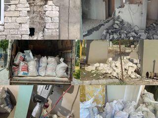 Evacuare gunoi/ Ridicam Matereale La Etaji