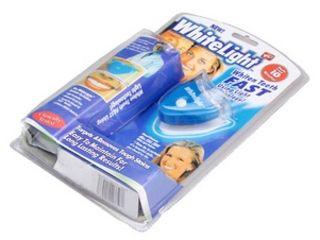 White Light - Система Профессионального Отбеливания Зубов в Домашних Условиях!
