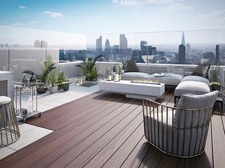 Apartament spatios de tip Penthouse! 400 euro/m2