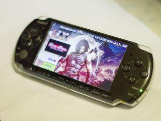 Playstation PSP Slim 3000 - 32Gb (прошитая)
