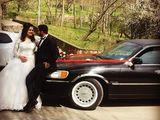 LImousine Lincoln Town Car exclusive black