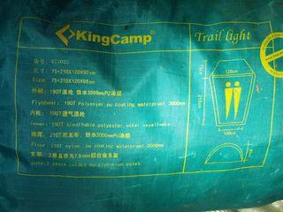 Продам палатку KingCamp KT3023