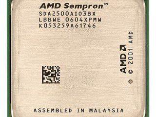 AMD Sempron Athlon Intel