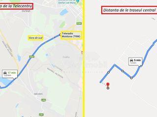 Teren p/u construcție, 8,5 ari, s. Dănceni, 7500 € !