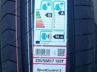 Лето  Fulda SportControl 2 235/55 ZR17 103Y XL