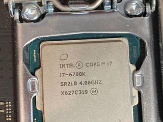 i7-6700k + ASRock Fatal1ty Z270 Gaming K4