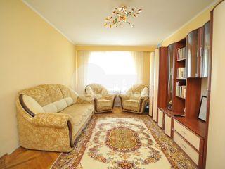 Apartament 2 camere, reparat/mobilat, încălzire autonomă, Buiucani 43500 €