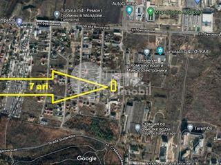 Lot de pământ, 7 ari, zonă rezidențială, Râșcani !