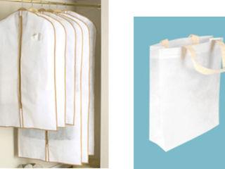 Производство упаковки и чехлов из спанбонда