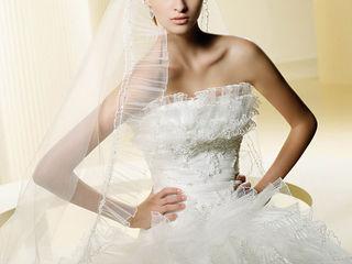 Шикарное свадебное платье известного испанского бренда Pronovias - La Sposa Felicia !!!